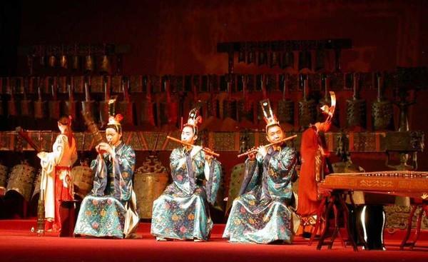 VA - Китайская инструментальная музыка - 2011