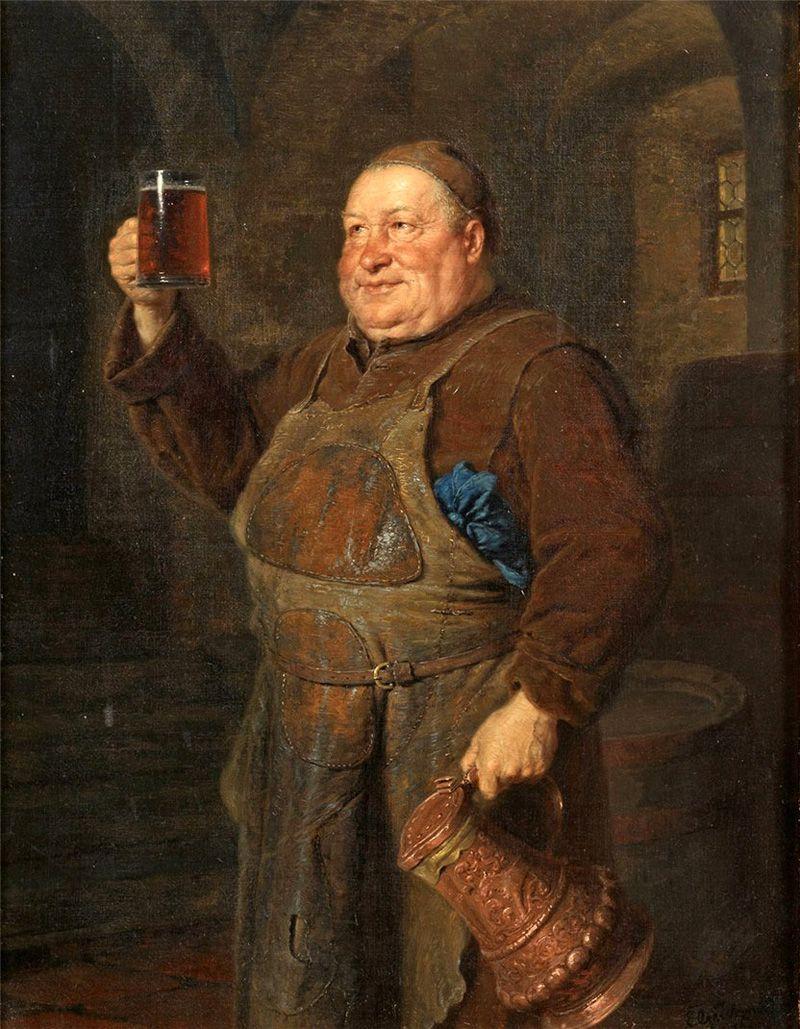 траппистское пиво отвратительные мужики